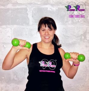 Diana Hennig PowerRobic Trainer